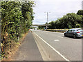 SE4102 : Bridge over the Dearne Valley Parkway near Wath Roundabout by David Dixon