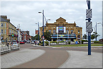 TG5307 : Hollywood Royalty cinema, Great Yarmouth by Robin Webster