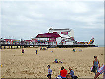 TG5307 : Britannia Pier and Theatre, Great Yarmouth by Robin Webster