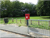 TM1033 : The Street Postbox by Adrian Cable