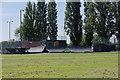 TL1759 : St. Neots skatepark by Matthew Morgan
