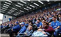 SU6600 : Pompey fans in the Fratton End at Fratton Park by Steve Daniels
