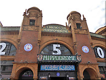 TG5307 : Yarmouth Hippodrome - partial view by Robin Webster