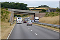 SX8767 : Bridge over the South Devon Highway near Kingskerswell by David Dixon