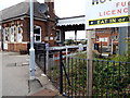 TM0932 : Station Buffet at Manningtree Railway Station by Adrian Cable