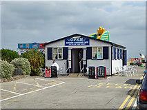 TG5307 : Anchor Gardens Cafe by Robin Webster