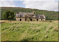 NH3633 : Abandoned house, Wester Crochail by Craig Wallace