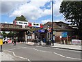 TQ1375 : Hounslow Central Underground station, Greater London by Nigel Thompson