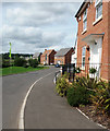 ST0107 : Cullompton: Greystone Walk by Martin Bodman