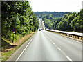 SX8878 : Southbound A380 near to Ideford by David Dixon