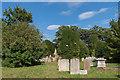 TQ2550 : St Mary's Churchyard by Ian Capper