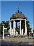 SK5993 : Market Cross, Tickhill by Philip Halling