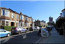 TQ2789 : Kitchener Road by Andrew Tatlow