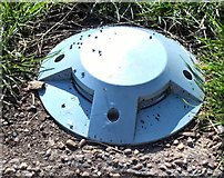 SE2768 : Is it a land mine? by Chris Morgan