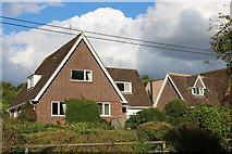 SU4453 : Houses in Dunley by David Howard