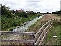 SK8377 : Sewer Drain at Torksey Lock by Graham Hogg