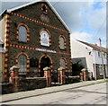 SS9390 : Christchurch, Corbett Street, Ogmore Vale by Jaggery