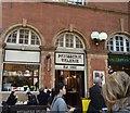TQ2782 : Patisserie Valerie, Marylebone Station by N Chadwick