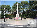 NZ3766 : War Memorial, Westoe, South Shields by JThomas