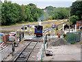 SK3899 : Level Crossing at Elsecar by David Dixon