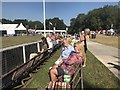 ST8899 : Watching the showjumping at Gatcombe by Jonathan Hutchins