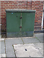 TM1031 : Telecommunications Box on the B1352 High Street by Adrian Cable
