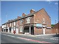 NZ3564 : Shops on Boldon Lane, South Shields by JThomas