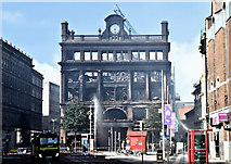 J3374 : Primark (Bank Buildings) fire, Belfast - August 2018(9) by Albert Bridge