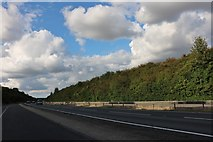 SU4650 : The A34 north of Whitchurch by David Howard
