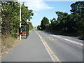 NZ3761 : Bus stop and shelter on Sunderland Road (A184), East Boldon by JThomas