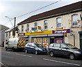 SS9392 : Nantymoel Convenience Store, Dinam Street, Nantymoel by Jaggery