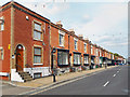 SU4212 : Northam Road, Shops or Houses? by Des Blenkinsopp