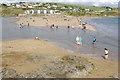 SX6444 : Bigbury on Sea Beach by Stephen McKay