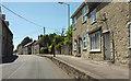 ST8132 : Castle Street, Mere by Derek Harper
