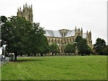 TA0339 : Beverley Minster (Minster Church of St John) by G Laird
