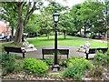 TA2047 : Memorial Gardens, Hornsea : Week 35