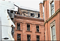 J3374 : Primark (Bank Buildings) fire, Belfast - August 2018(14) by Albert Bridge