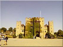 TQ4745 : Hever Castle by Matthew Chadwick