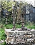 ST6657 : Old Farm Pump by Rick Crowley
