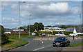 NS4667 : Barnsford Road by Thomas Nugent