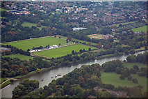 TQ1773 : London Borough of Richmond upon Thames : Petersham Scenery by Lewis Clarke