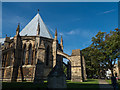 SK9771 : Chapter House, Lincoln Cathedral by Oliver Mills