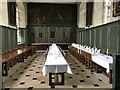 TL4459 : Dining hall in Magdalene College, Cambridge by Richard Humphrey
