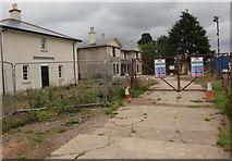 ST3091 : Woodlands House building site, Malpas, Newport by Jaggery