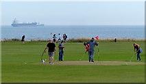 NZ3474 : Whitley Bay Mini Golf by Mat Fascione