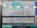 SD8010 : Metrolink Phase 1/2 Ticket Machine (detail 2) by David Dixon