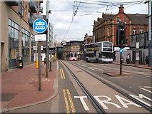SK3587 : West Street, Sheffield by JThomas