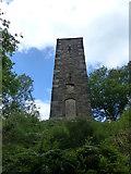 SK2563 : The Earl Grey Tower: Stanton Moor by Chris Gunns