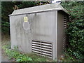 TL9226 : Electricity Substation on Foxes Lane by Adrian Cable