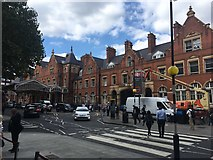 TQ2781 : Marylebone Station by Stuart Taylor